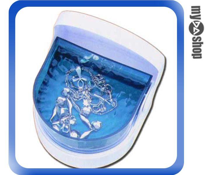 《DA量販店》迷你 超音波 洗滌機 清洗機 可清潔墜子/項鍊/戒指/耳環等飾品 (22-151)