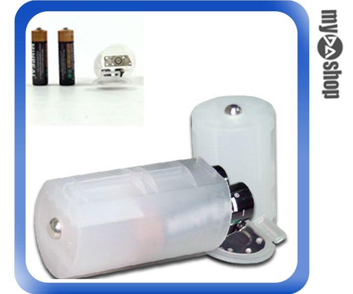 《DA量販店F》全新 兩顆三號電池轉一號電池 電池轉換套筒 電池轉接 便利套筒 (22-221)