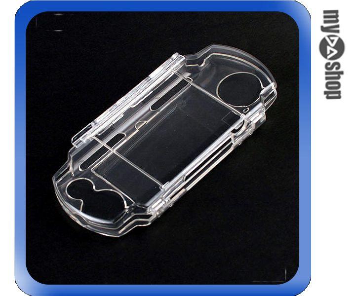 《DA量販店》全新PSP 2000 3000 型 專用 透明 保護 殼水晶殼 不怕刮傷(28-1292)