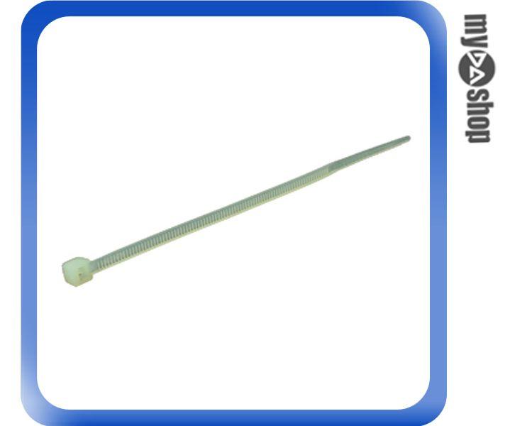 《DA量販店A》尼龍 紮線帶 束線帶 束帶 高拉力 耐拉扯 150x3.6mm 1包 100入 (34-045)