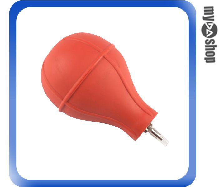 《DA量販店》全新 一字 吹球 適合 單眼相機 攝影機 電腦 吹灰塵 清潔 保養用(34-1010)