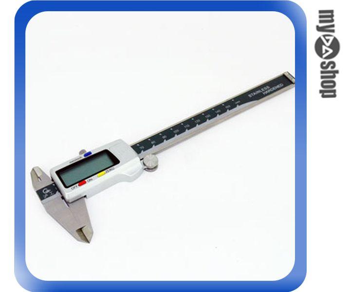 《DA量販店A》電子數位式 多功能 游標卡尺 0-150mm 公英制轉換 歸零設定 (34-140)