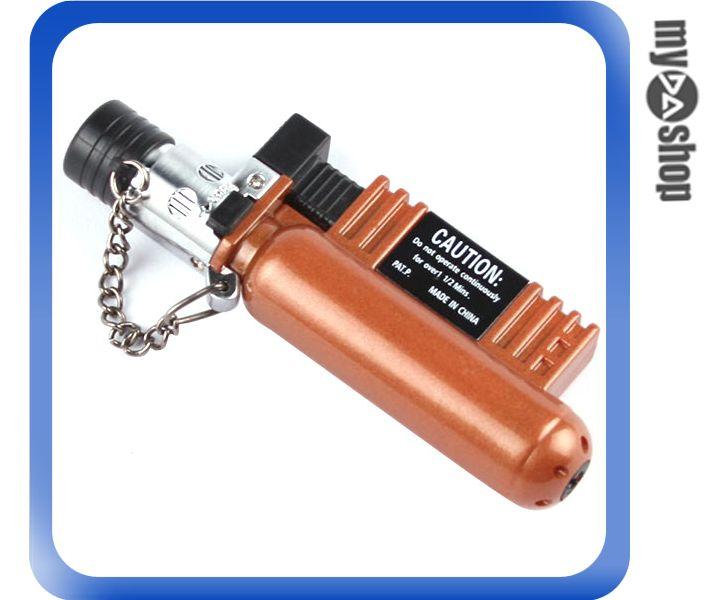 《DA量販店》全新 噴槍式 造型 電子式點火 可填充 打火機 (37-860)
