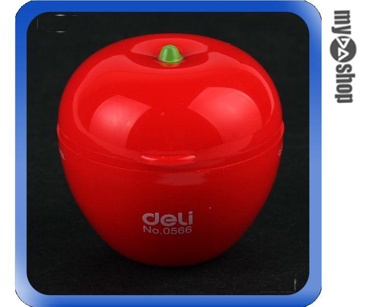 《DA量販店》全新 可愛 水果造型 手動 削鉛筆機 文具用品 攜帶輕巧方便 (59-1262)