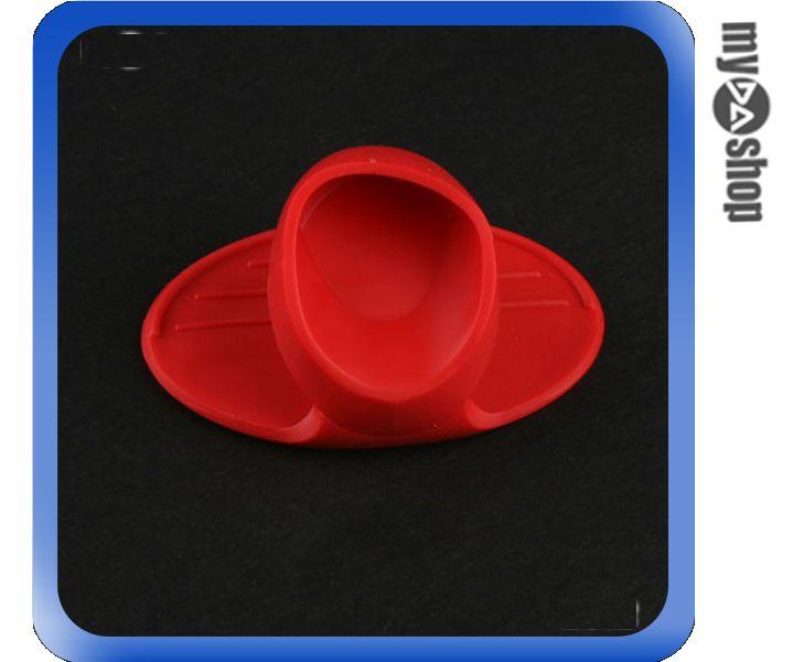 《DA量販店》全新 可愛粉彩 隔熱 夾 耐熱 防滑 防燙 碗盤 微波爐 廚房 實用 (59-783)