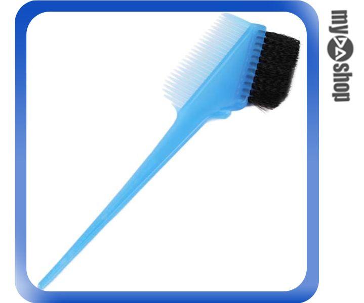 《DA量販店》全新 染髮專用 染髮梳 染髮刷 梳子 美容美髮用具 實用簡單又方便(66-051)
