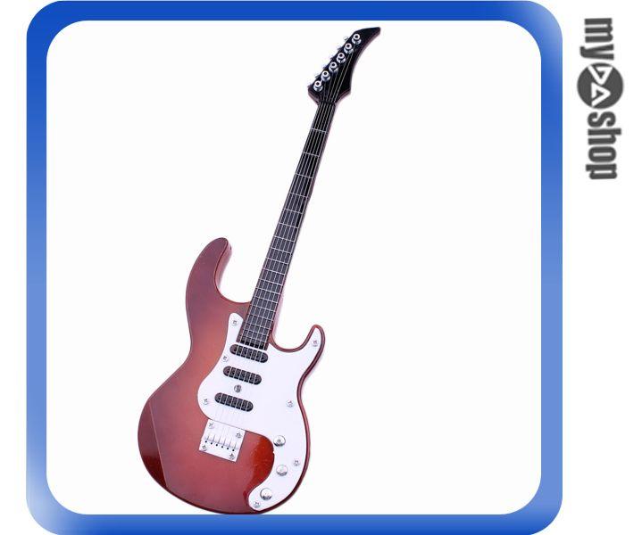 《DA量販店》電吉他 音樂 玩具 兒童玩具 自動演奏 (77-216)
