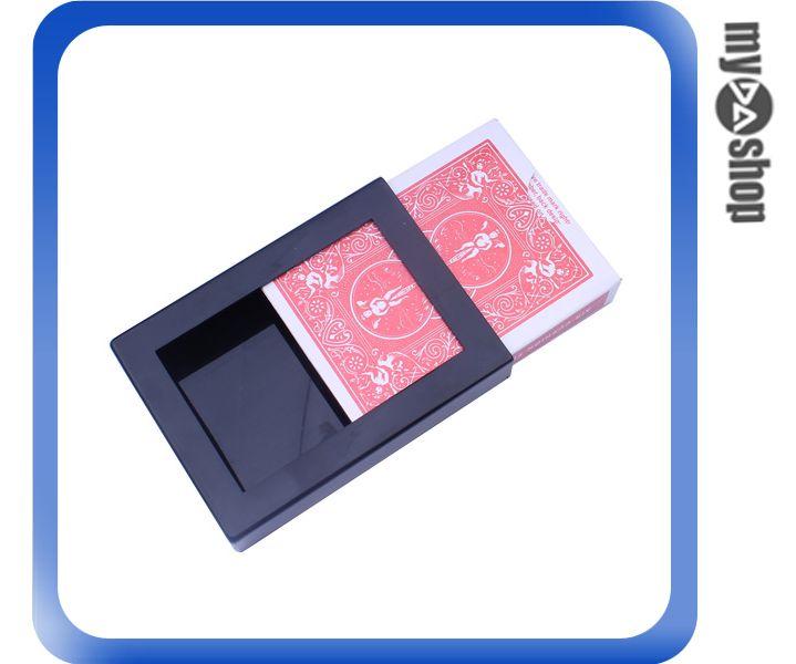 《DA量販店》魔術 道具 消失的 撲克牌 舞台表演 紙牌魔術(78-0664)