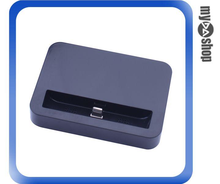 《DA量販店》OEM apple iphone5 專用 座充 手機架 手機座 黑色(78-4164)