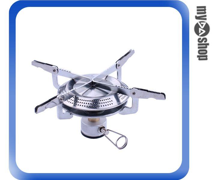 《DA量販店》戶外 露營 折疊 迷你 圓盤 爐具 瓦斯爐 登山爐 快速爐 燒烤爐 (79-0759)
