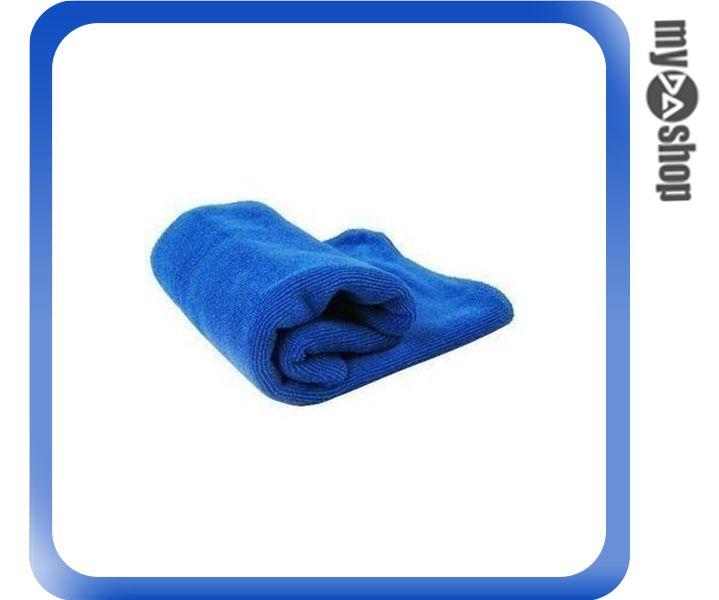 《DA量販店》大號 奈米 抗菌 高吸水 打蠟 洗車 毛巾 抹布 (79-2644)