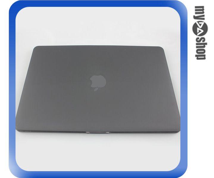 《DA量販店》MACBOOK PRO RETINA 15.4吋 磨砂 保護殼 黑 適用 無光碟機版(79-7072)