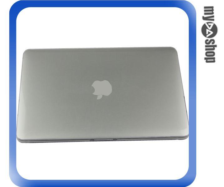 《DA量販店》MACBOOK PRO RETINA 15.4吋 水晶 保護殼 白 適用 無光碟機版(79-7115)