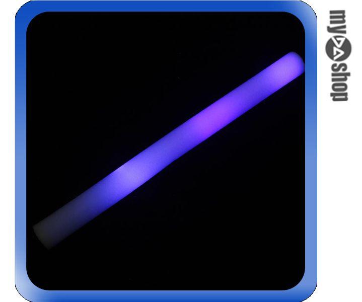 《DA量販店》LED KTV 表演 活動 PARTY 演唱會 發光 泡沫 螢光棒 顏色隨機(80-0668)