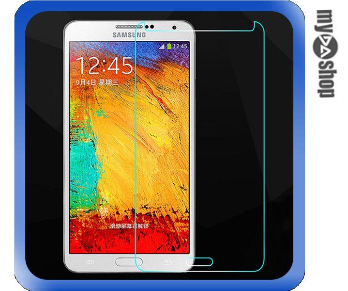 《DA量販店》超薄 0.2mm 9H 強化 鋼化 玻璃 保護貼 保護膜 Samsung Note3(80-0803)