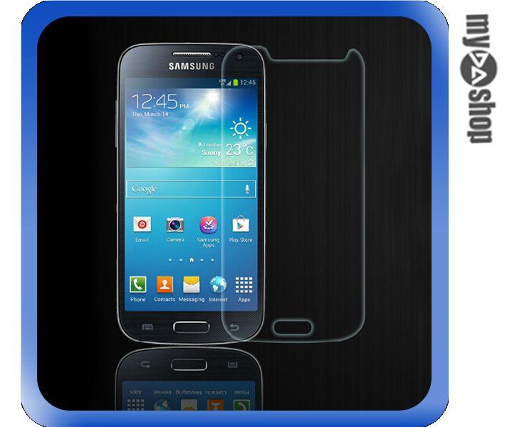 《DA量販店》三星S4mini 0.2MM 9H 鋼化 強化 玻璃 螢幕 保護貼 保護膜(80-1061)