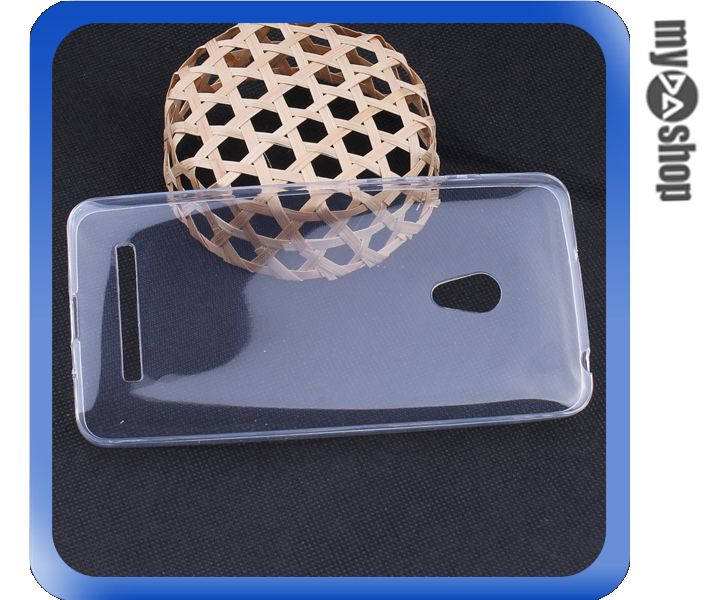 《DA量販店》ASUS zenfone 5 清水套 保護套 透明 軟殼 TPU 手機套(80-1486)
