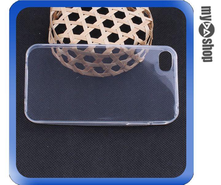 《DA量販店》蘋果 iphone4S 清水套 保護套 透明 軟殼 TPU 手機套(80-1491)