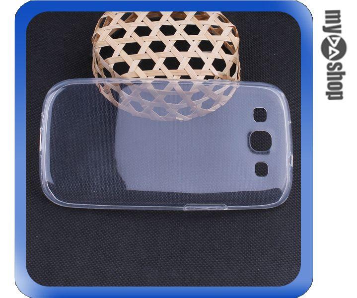 《DA量販店》Samsung S3 清水套 保護套 透明 軟殼 TPU 手機套(80-1496)