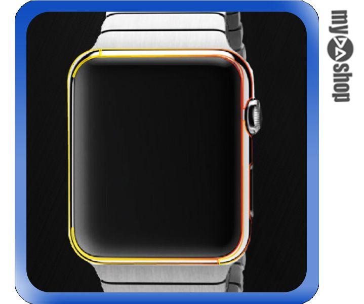 《DA量販店》Apple watch 亮面 透明 保護貼 保護膜 42mm(V50-1054)