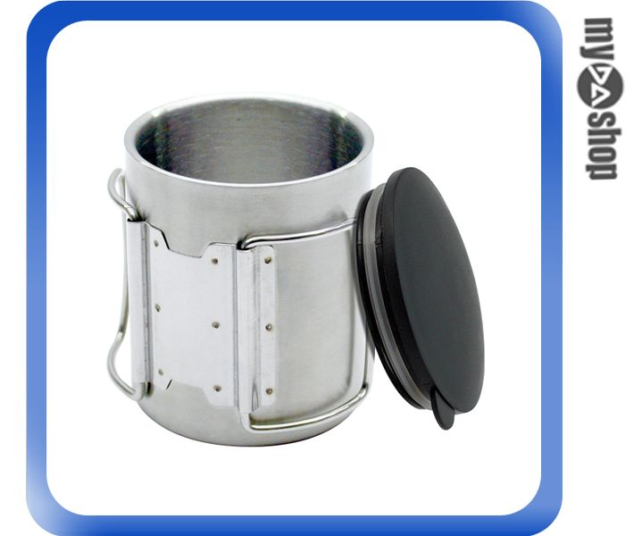 《DA量販店》RHINO 犀牛 KS-1 不鏽鋼 斷熱杯 戶外 登山 露營 (W07-163)