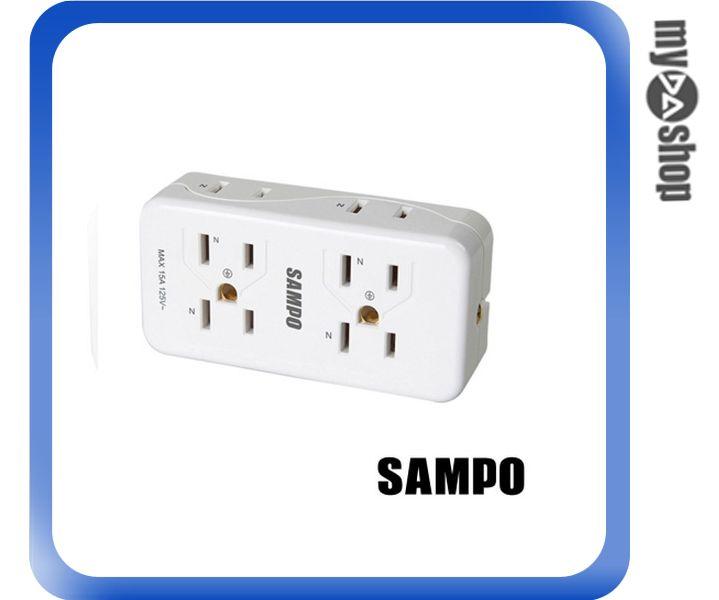 《DA量販店》聲寶 SAMPO EP-UA6BM 6座 2+3孔 擴充座(W89-0009)