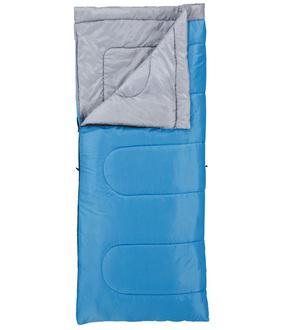 Coleman 美國 | 表演者睡袋 15-藍 信封型睡袋 輕量化纖睡袋 睡墊 | 秀山莊(CM-6933)
