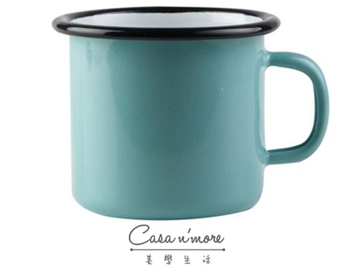 Muurla 馬克杯 咖啡杯 琺瑯 土耳其藍 250 ml
