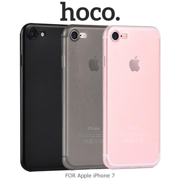 強尼拍賣~HOCO Apple iPhone 7 薄系列 PP 殼 背殼 保護殼 磨砂殼 輕薄保護套