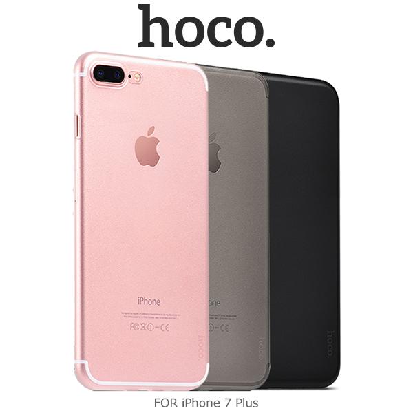 強尼拍賣~HOCO Apple iPhone 7 Plus 薄系列 PP 殼 背殼 保護殼 磨砂殼 輕薄保護套