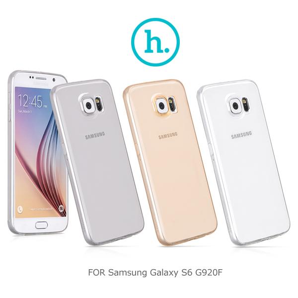 強尼拍賣~HOCO Samsung Galaxy S6 G920F 輕系列TPU 果凍套 透色套 超薄套