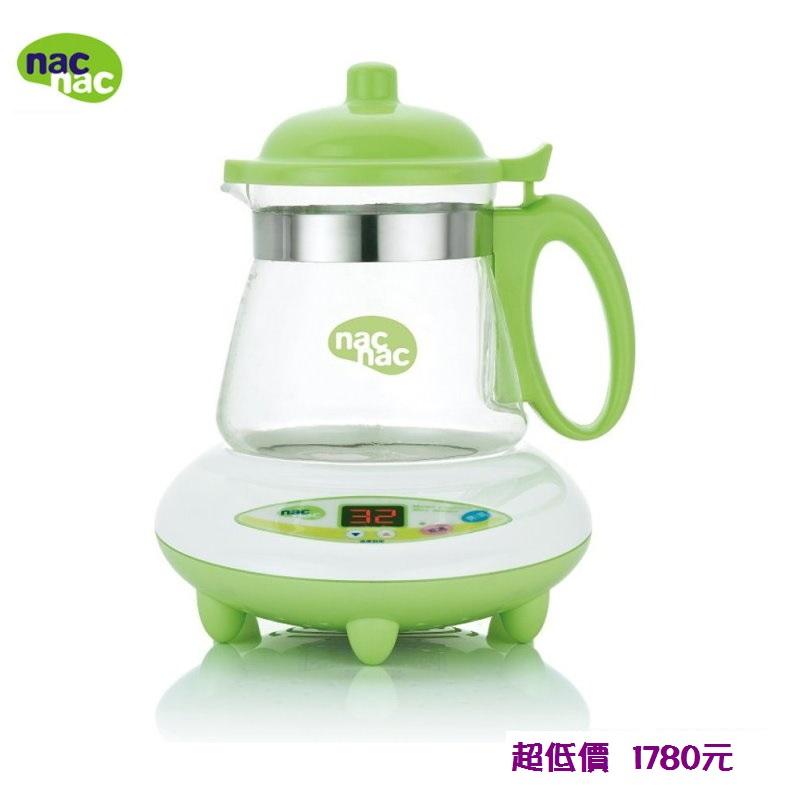 *美馨兒* nac nac微電腦溫煮兩用調乳器/溫奶器 (TM-602H) 1780元