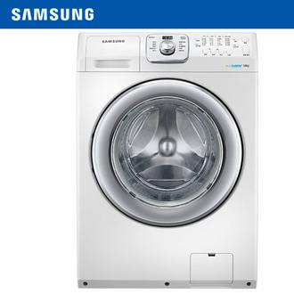 Samsung 三星 WF14F5K3AVW/TW 14KG鑽石內槽 3D魔力泡泡淨 變頻馬達洗衣機
