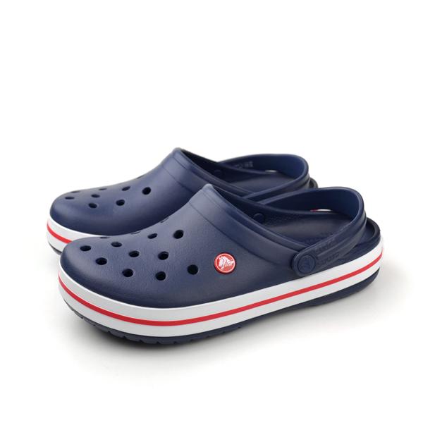 Crocs 休閒鞋 深藍 男款 no360