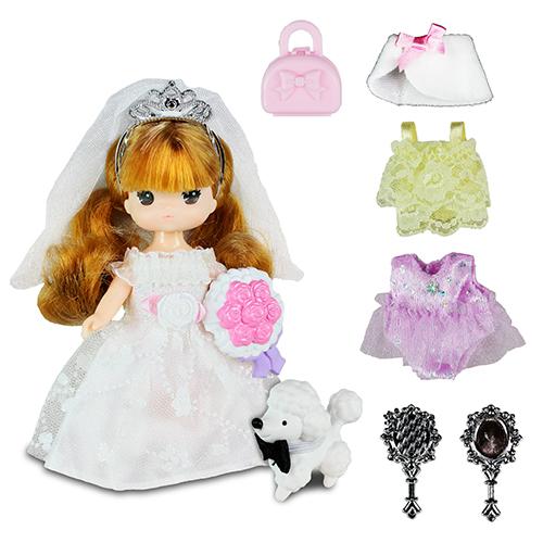 迷你MIMI婚禮變裝組/ Little mimi wedding cordi/ MIMI WORLD/ 婚紗/ 結婚/ 伯寶行