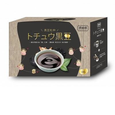 【安琪兒】【農純鄉】昆凌代言-黑豆杜仲茶 經濟禮盒-14入
