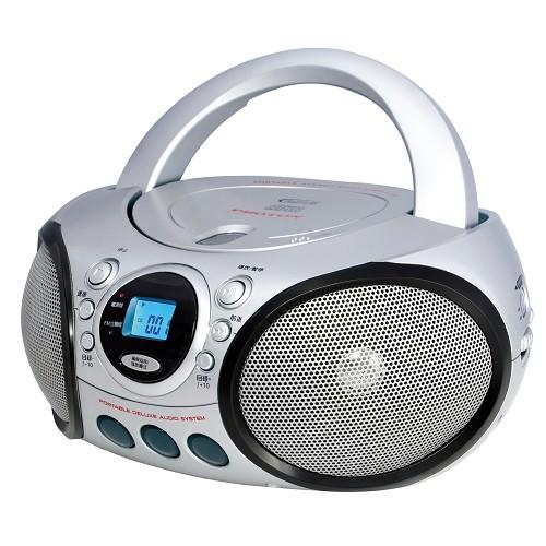 【PROTON普騰】手提CD/MP3音響PRC-CM07《刷卡分期+免運》