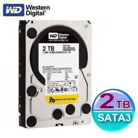 WD 威騰 2TB【SAS / 2001FYYG】企業級Re 5年保 3.5吋 7200轉 內接硬碟