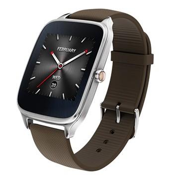 ASUS ZenWatch2 1.63 率性運動咖 大錶/聰明聲控/磁吸式快充/iOS/Android/橡膠材質運動錶帶/智慧穿戴/智能手錶/健康管理/禮品/贈品/TIS購物館