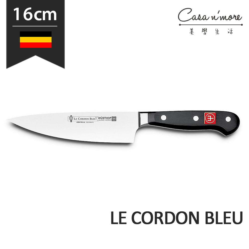 Wusthof 三叉牌 LE CORDON BLEU 主廚刀 切菜刀 16cm 德國製