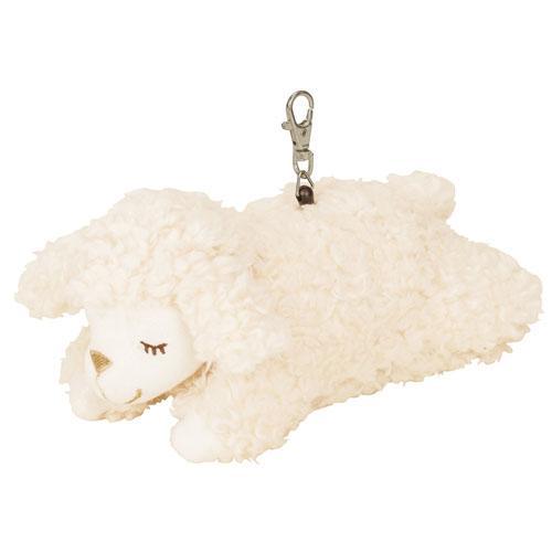 日本代購預購 小綿羊 羊咩咩 娃娃伸縮票卡 悠遊卡 一卡通  滿600免運 876-578