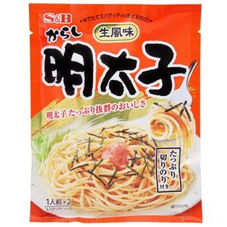 SB生風味明太子義麵醬 53.4g