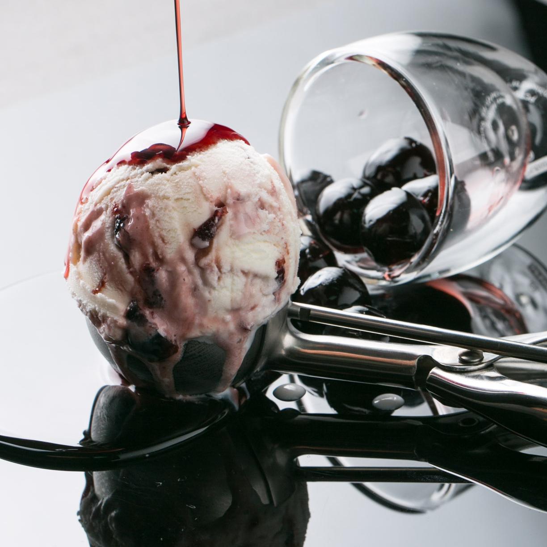 【King Gelato 吉娜多義式手工冰淇淋】酒釀櫻桃口味❤ 門市熱銷NO.1❤義大利進口酸櫻桃 ★ 蘋果日報&民視新聞強力推薦