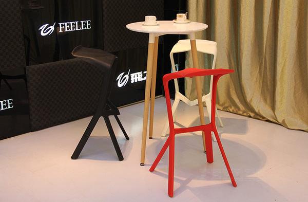 《Chair Empire》『吧台桌』EAMES吧台桌北歐普普風格簡約酒吧桌咖啡廳吧台桌
