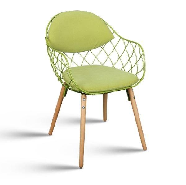 《Chair Empire》伊姆斯椅Eames Chair 餐椅 歐式休閒椅 鏤空鐵網椅 北歐風餐椅