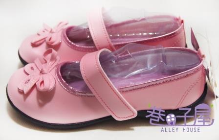 【巷子屋】光之美少女 甜蜜天使 女童蝴蝶結造型娃娃鞋 [28703] 粉 MIT台灣製造 SGS合格 超值價$198