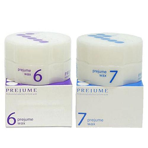 哥德式 風潮造型髮蠟 Prejume wax 6號/7號 90g 兩款供選 ☆真愛香水★