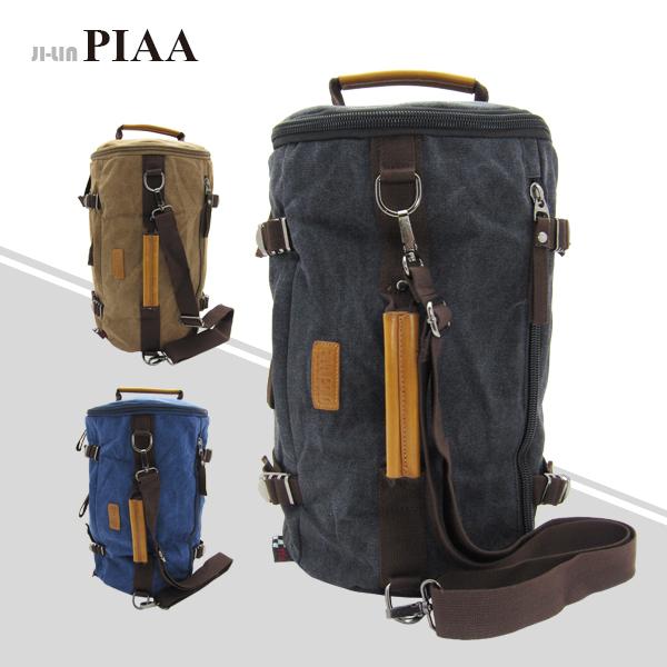 83-8540《 PIAA 皮亞 》運動休閒旅行雙肩背包 (三色)