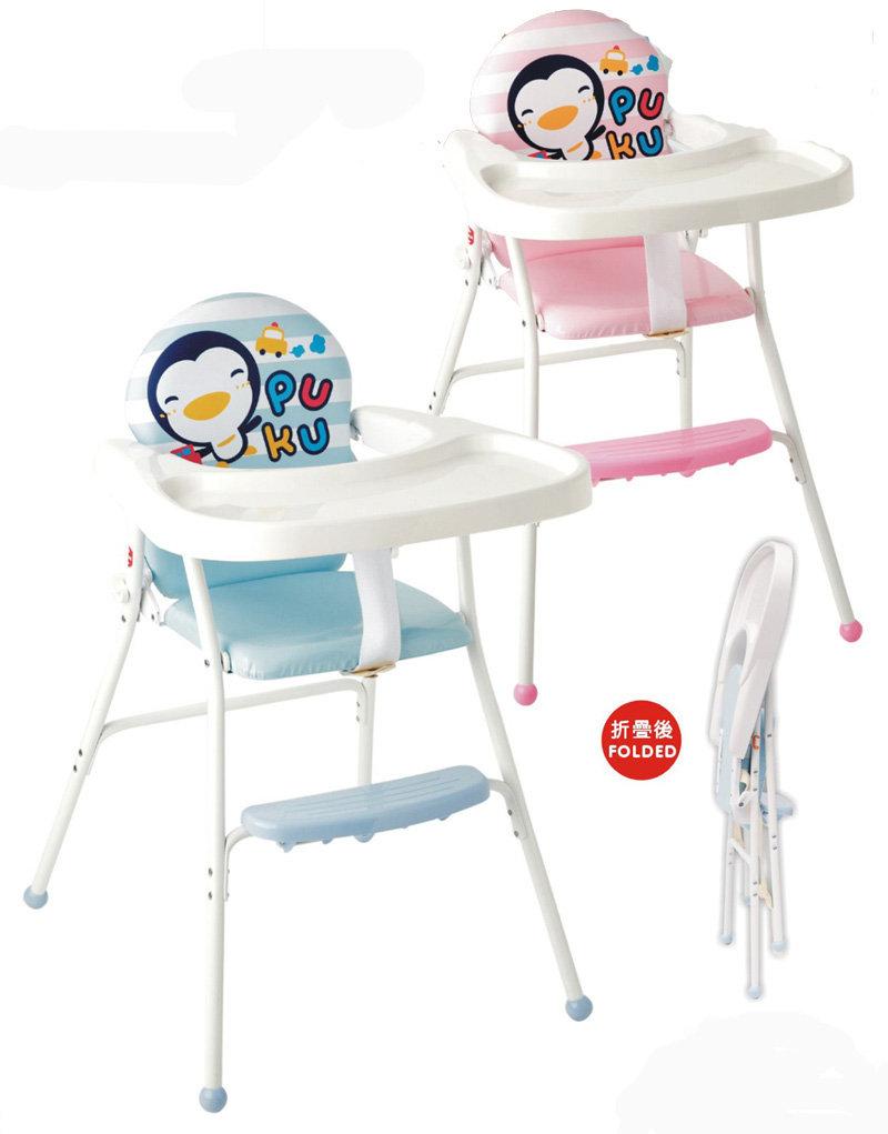 『121婦嬰用品館』PUKU 高腳餐椅