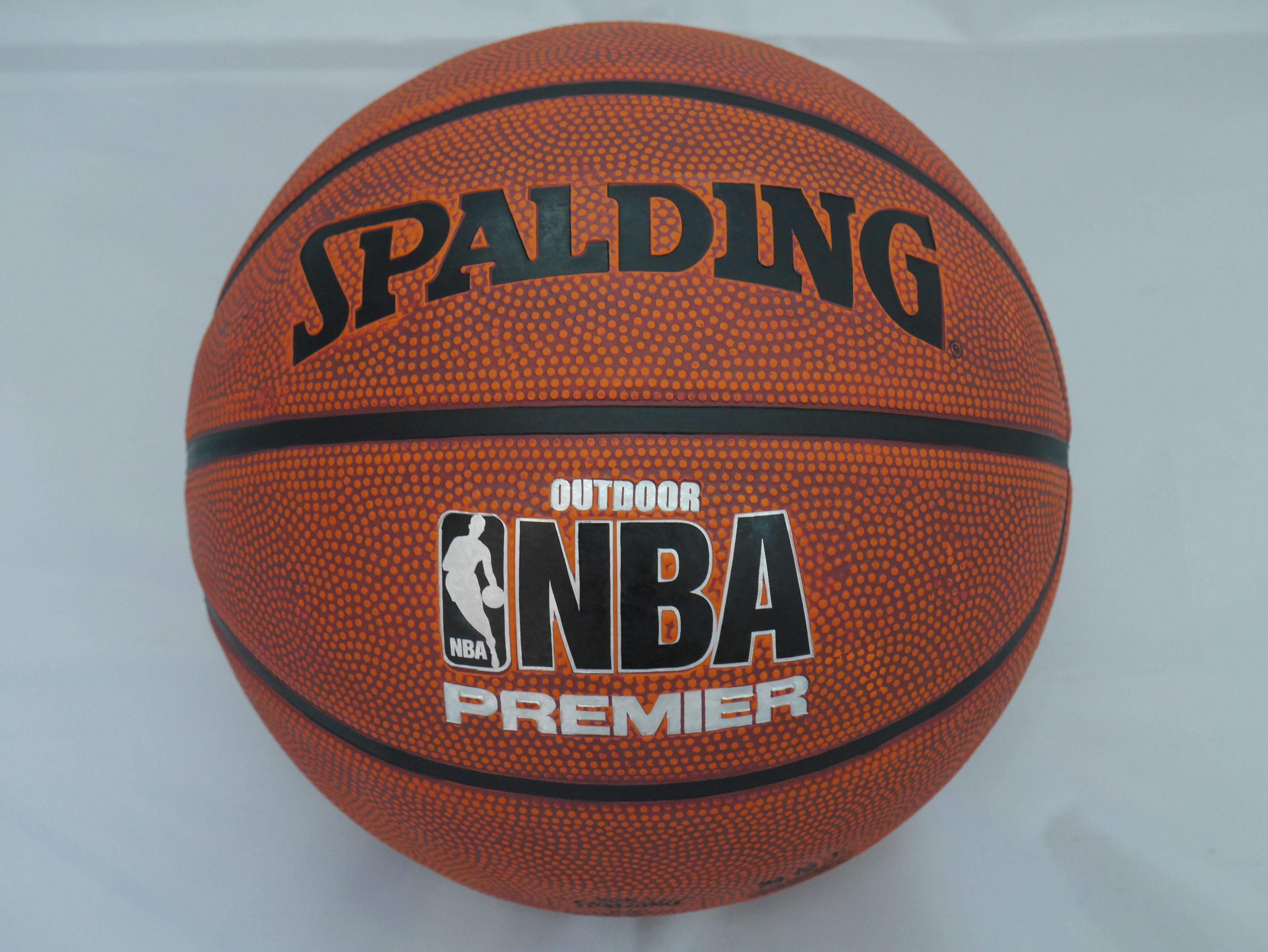 斯伯丁籃球SPALDING《Premier 橘色 Outdoor激烈用 系列【曉風】